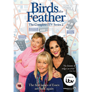 Birds Of A Feather - Sesong 2 (UK-import) (DVD)