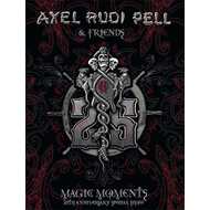 Axel Rudi Pell - Magic Moments: 25th Anniversary Show (3DVD)