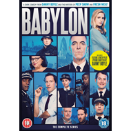 Babylon - The Complete Series (UK-import) (DVD)