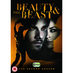 Beauty And The Beast - Sesong 2 (DVD)