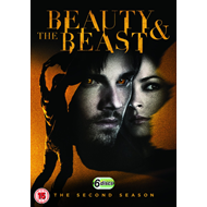 Beauty And The Beast - Sesong 2 (UK-import) (DVD)