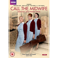 Call The Midwife - Sesong 4 (UK-import) (DVD)