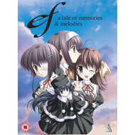 EF - A Tale Of Memories  & Melodies (UK-import) (DVD)