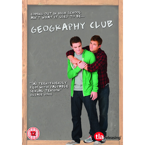 Geography Club (UK-import) (DVD)