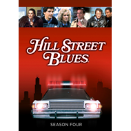 Hill Street Blues - Sesong 4 (DVD - SONE 1)