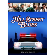 Hill Street Blues - Sesong 3 (DVD - SONE 1)