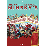 Produktbilde for The Night They Raided Minsky's (DVD - SONE 1)