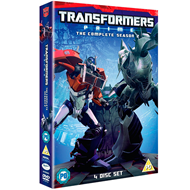 Transformers Prime - Sesong 2 (UK-import) (DVD)