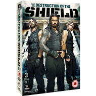 WWE: The Destruction Of The Shield (UK-import) (DVD)