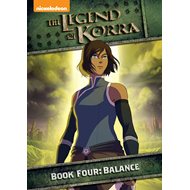 Produktbilde for The Legend Of Korra - Book Four: Balance (DVD - SONE 1)