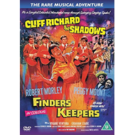 Finders Keepers (UK-import) (DVD)