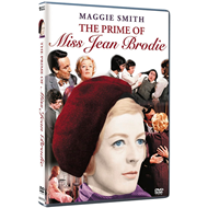 The Prime Of Miss Jean Brodie (UK-import) (DVD)