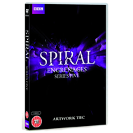 Spiral - Sesong 5 (UK-import) (DVD)