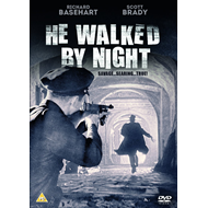 He Walked By Night (UK-import) (DVD)
