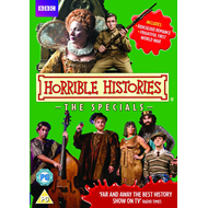 Horrible Histories - The Specials (UK-import) (DVD)