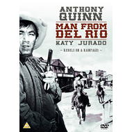Man From Del Rio (UK-import) (DVD)