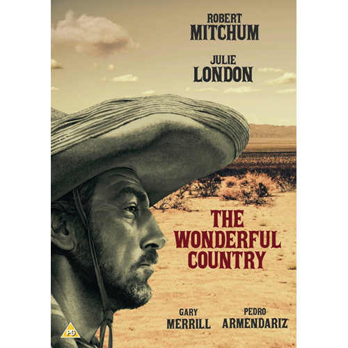The Wonderful Country (UK-import) (DVD)