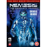 Nemesis - The Complete Boxset (UK-import) (DVD)