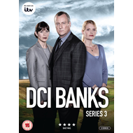 DCI Banks - Sesong 3 (UK-import) (DVD)