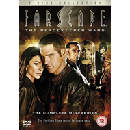 Farscape: The Peacekeeper Wars (UK-import) (DVD)