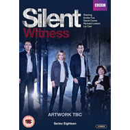 Silent Witness - Sesong 18 (UK-import) (DVD)