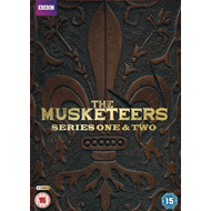 The Musketeers - Sesong 1 & 2 (UK-import) (DVD)