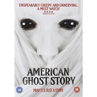 American Ghost Story (UK-import) (DVD)