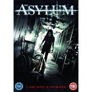 The Asylum (UK-import) (DVD)