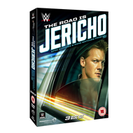WWE: The Road Is Jericho (UK-import) (DVD)