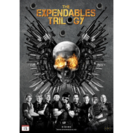 The Expendables Trilogy (DVD)