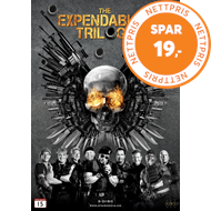 Produktbilde for The Expendables Trilogy (DVD)