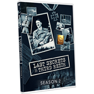 Last Secrets Of The Third Reich - Sesong 2 (DVD)