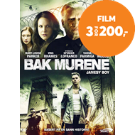 Produktbilde for Bak Murene (DVD)