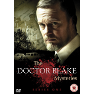 The Doctor Blake Mysteries - Sesong 1 (UK-import) (DVD)