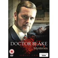 The Doctor Blake Mysteries - Sesong 2 (UK-import) (DVD)