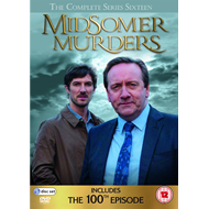 Midsomer Murders - Sesong 16 (UK-import) (DVD)
