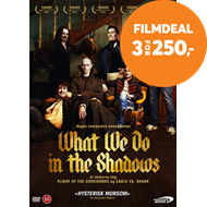 Produktbilde for What We Do In The Shadows (DVD)