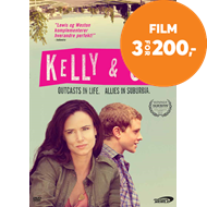 Produktbilde for Kelly & Cal (DVD)