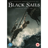 Black Sails - Sesong 2 (UK-import) (DVD)