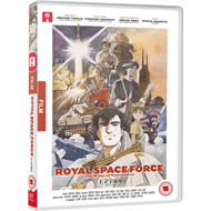The Wings Of Honneamise - Royal Space Force (UK-import) (DVD)