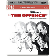 The Offence (UK-import) (Blu-ray + DVD)