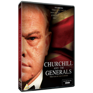 Churchill And The Generals (UK-import) (DVD)