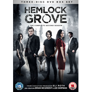 Hemlock Grove - Sesong 2 (UK-import) (DVD)
