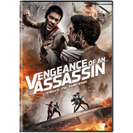 Vengeance Of An Assassin (DVD - SONE 1)