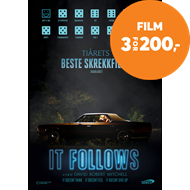 Produktbilde for It Follows (DVD)