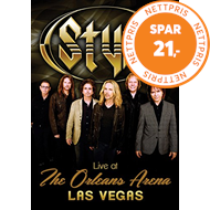 Styx - Live At The Orleans Arena, Las Vegas (UK-import) (DVD)