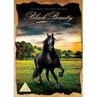 Black Beauty - The Complete Story (UK-import) (DVD)