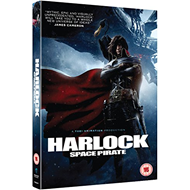 Harlock Space Pirate (UK-import) (DVD)