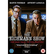 The Eichmann Show (UK-import) (DVD)