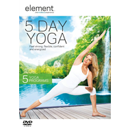 5 Day Yoga (UK-import) (DVD)
